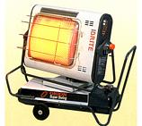 赤外線暖房機 HRS330商品イメージ
